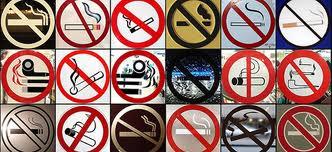 législation Irlandaise anti-tabac