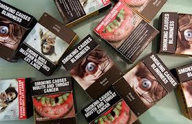 Le tabac en Australie